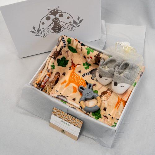 Szürke róka ajándékcsomag