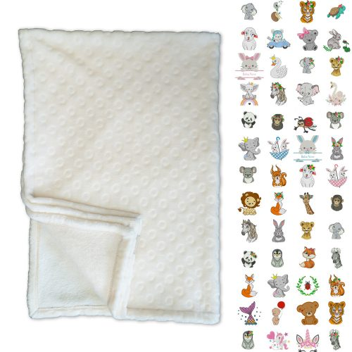 Krém Maratott karikás takaró