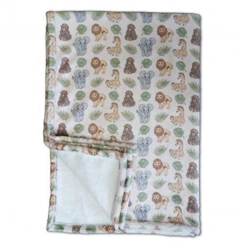 Szafari takaró (Wellsoft)